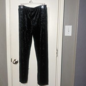 "Bobbie Brooks Pants - BOBBIE BROOKS ""BOSSY"" FAUX SUEDE MEDIUM PANTS"
